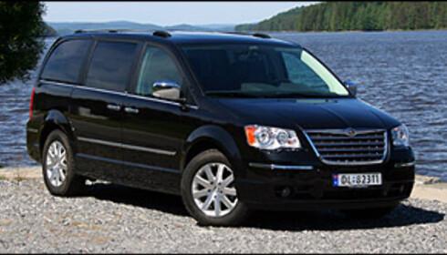 TEST: Nye Grand Voyager - verdens beste familiebil?