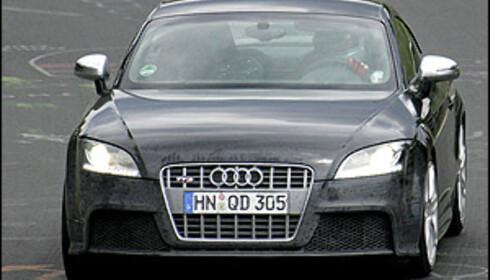 Audi tester definitiv TT-versting