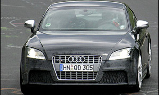 image: Audi tester definitiv TT-versting