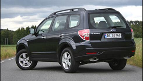 TEST: Nye Subaru Forester