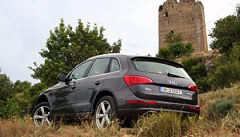 PRØVEKJØRT: Audi Q5