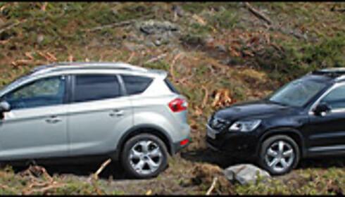 Knallhard SUV-duell