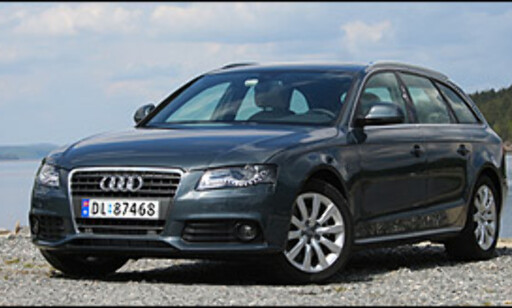 image: TEST: Nye Audi A4 Avant - en vinner
