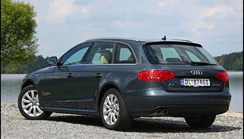 TEST: Nye Audi A4 Avant - en vinner