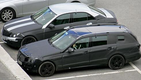 Ny Mercedes E-klasse ikke langt unna