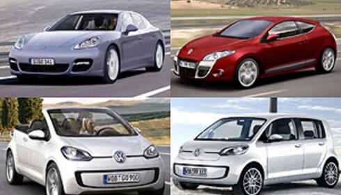Se fremtidens biler