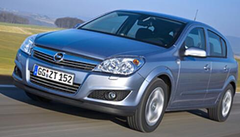 Astra Ecoflex Foto: Opel