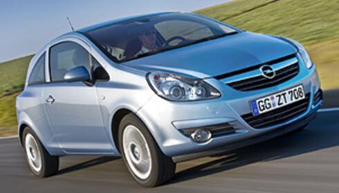 Corsa Ecoflex Foto: Opel