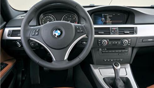 PRØVEKJØRT: Fornyet BMW 3-serie