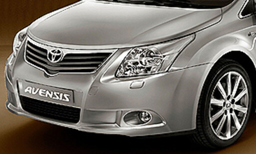 Nærmere Lexus...? Foto: Toyota
