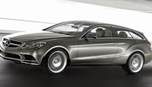 Spenstig fra Mercedes