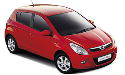 image: Hyundai under 100 gram Co2