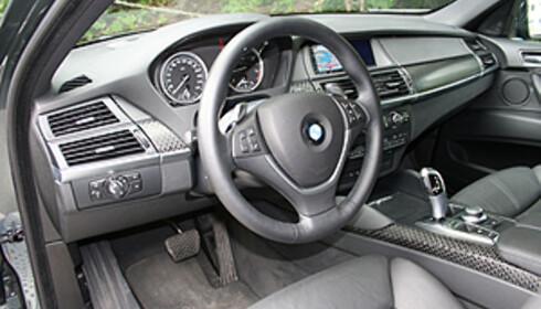 Utvilsomt BMW Foto: Knut Moberg