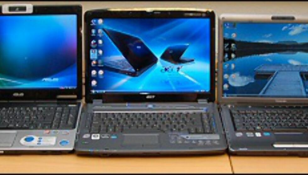 Beste PC-tilbud - september