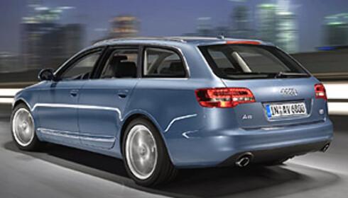 Billigere Audi A6