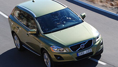 Vi har kjørt Volvo XC60