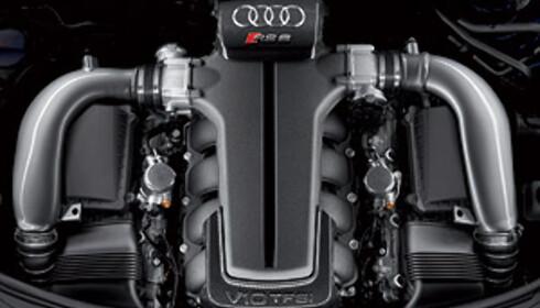 Gjensyn med Audi RS6