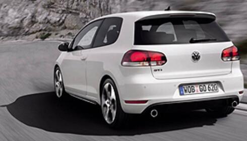 Her er nye VW Golf GTI