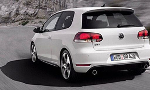 image: Her er nye VW Golf GTI