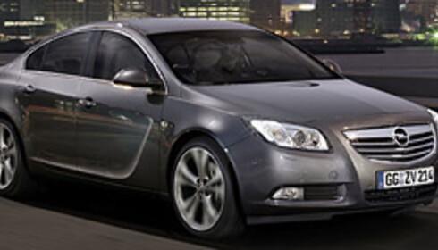 Frontlykt-teknologi: Opel tar ledelsen