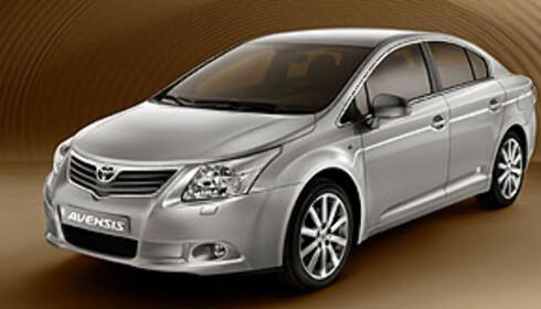 Nye Avensis: Prislekkasjer