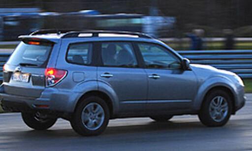 image: TEST: Subaru Forester endelig med dieselmotor