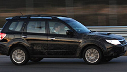 TEST: Subaru Forester endelig med dieselmotor