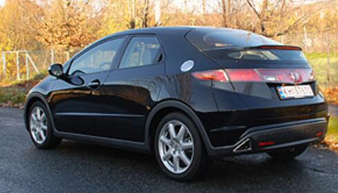TEST: Spenstig Honda på diesel