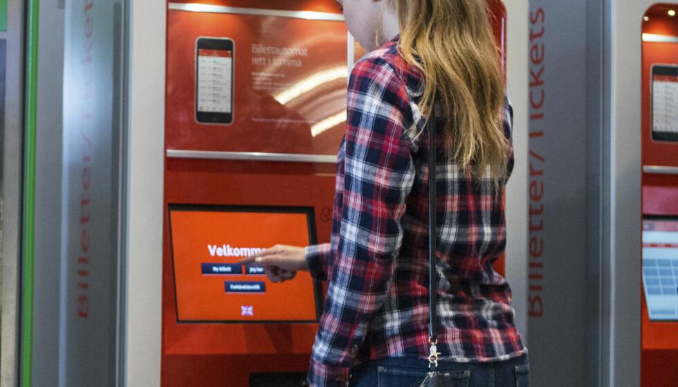 STREIK I NSB: Joda, du kan få refundert togbilletten dersom du velger å ikke bruke den. Foto: Thomas Brun / NTB scanpix