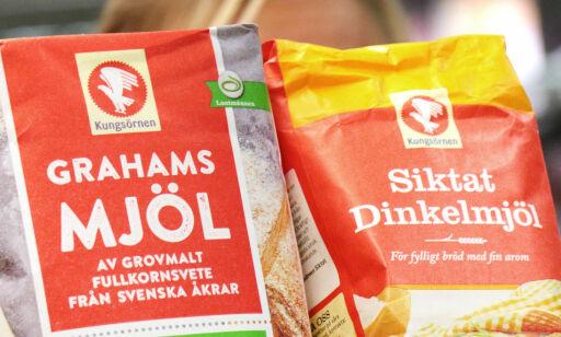 image: Disse varene får du til under halv pris i Sverige