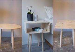 Lag ulike småbord med den samme oppskriften