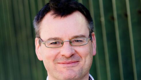 <strong>GRENSE:</strong> Emil Inversini, produktansvarlig for kredittkort ved Landkreditt Bank, anbefaler å ha en fornuftig beløpsgrense på kredittkortet for å unngå overforbruk. FOTO: Landkreditt Bank.