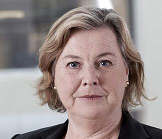 BANKENE MÅ SKJERPE SEG: Elisabeth Realfsen mener bankene er for dårlige til å informere om gjeldsbetaling som sparing - og foreslår gjeldsbetaling som spareavtale. Foto: Forbrukerrådet