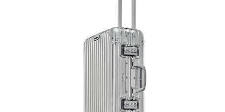 Koffert til under tusen kroner er like bra