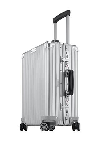 GEDIGEN: Classic Flight Cabin Multiwheel IATA 53 selges i Norge til 7.266 kroner. Forhåpentligvis er den bedre enn den modellene tyskerne har testet. (Foto: Koffertkompaniet)