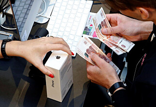 Du kan spare 1.400 kroner på å kjøpe billigste iPhone 7 i London