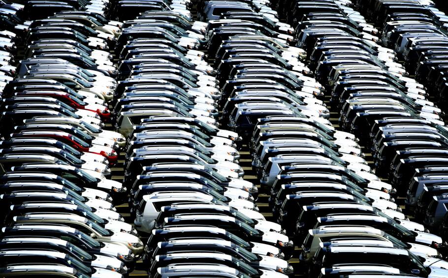 KAN KOSTE DYRT: Mange unge drømmer om å kjøpe sin første bil, da er det viktig å regne på hvor mye det vil koste deg .   Foto: Bjørn Langsem / DAGBLADET.