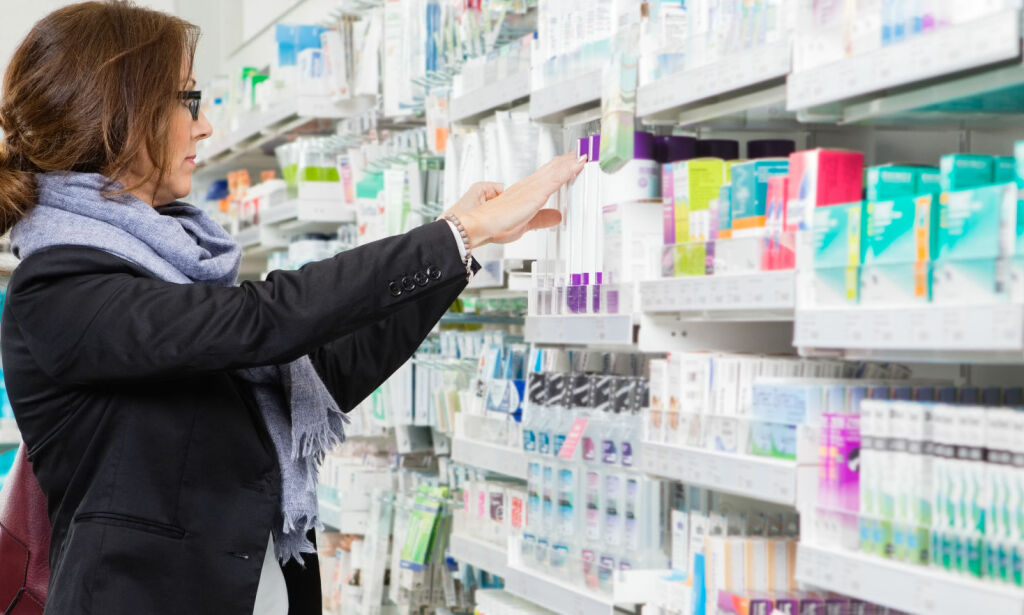 image: Her får du apotekvarene til mindre enn halv pris!