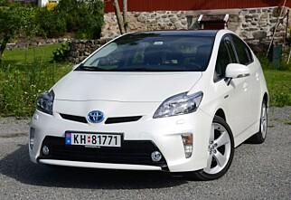 Toyota tilbakekaller over 1.400 biler i Norge