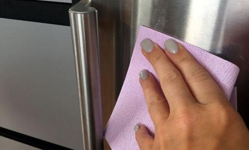 image: Skinnende blanke ståloverflater? Såpe kan gjøre vondt verre