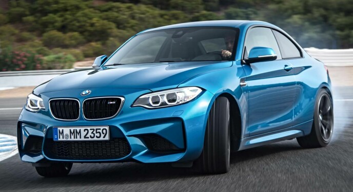 BMW M2: Foto: BMW