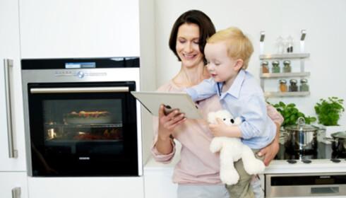DRØM: Smarthjem-ideen er gammel, men har egentlig ikke slått helt an hos det brede lag. (Foto: Siemens)