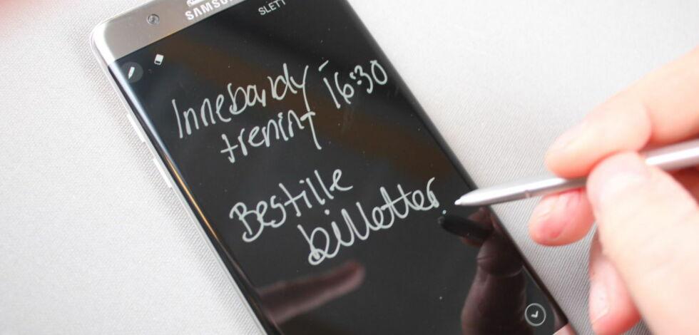 image: Samsung Galaxy Note 7 kan bli et yndet samlerobjekt