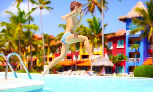 SAMME HOTELL: Leilighet på All Inclusive på Gran Canaria var mye billigere ved egen bestilling gjennom hotellsøkemotoren Booking.com. Illustrasjonsfoto: NTB SCANPIX