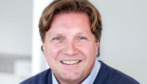 MÅNEDLIG SPARING: Reid Krohn-Pettersen, sjefsøkonom ved Norsk Familieøkonomi, mener at aktiv månedlig sparing til barna er lurt dersom man har råd til det. FOTO: Elisabeth Tønnesen.