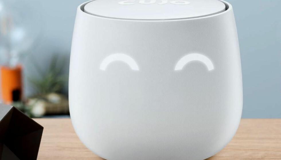 SIKKERHET OPPÅ SIKKERHETEN: Cujo er ett av flere produkter som lover å legge et skall av ekstra sikkerhet rundt smarthjemmet ditt. (Foto: Cujo)