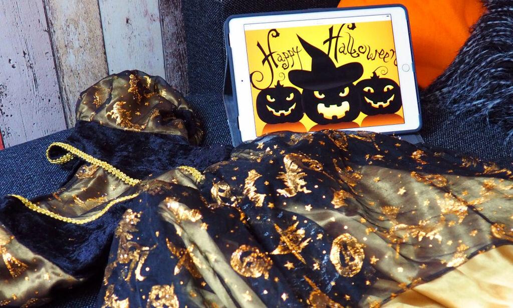 image: Det er halloween. Men det er fortsatt lov å tenke