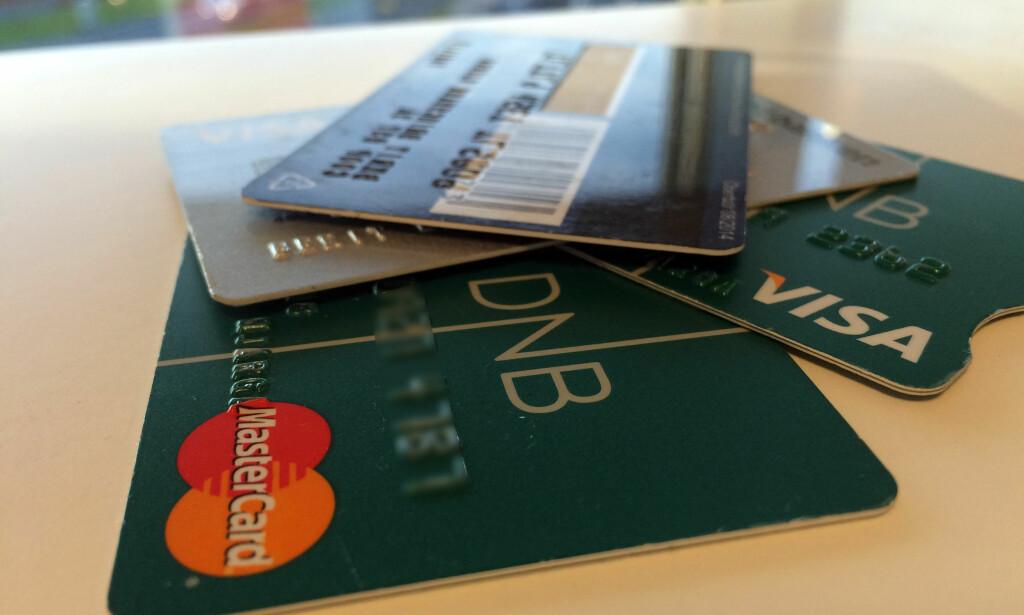 INNFØRER MINIBANK-GEBYR: DNBs egne kunder må betale gebyr på minibankuttak fra 1. januar. Foto: Berit B. Njarga