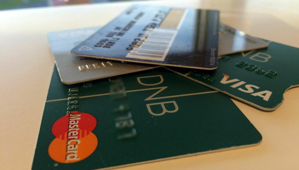 <strong>INNFØRER MINIBANK-GEBYR:</strong> DNBs egne kunder må betale gebyr på minibankuttak fra 1. januar. Foto: Berit B. Njarga