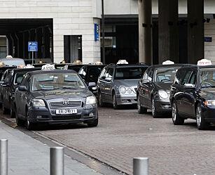 image: - Forbrukerne bør få mulighet til å velge billigste drosje